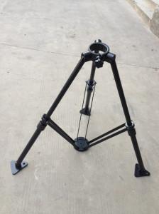 telescopic mast tripod base