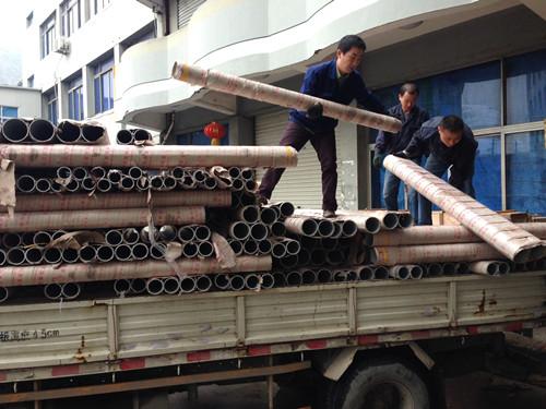 best aluminum tube for telescopic mast