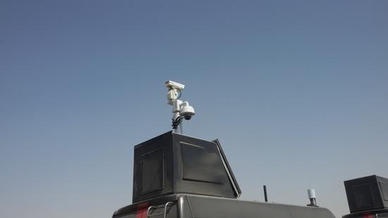 UAE Gobierno Flota de la Patrulla Fronteriza