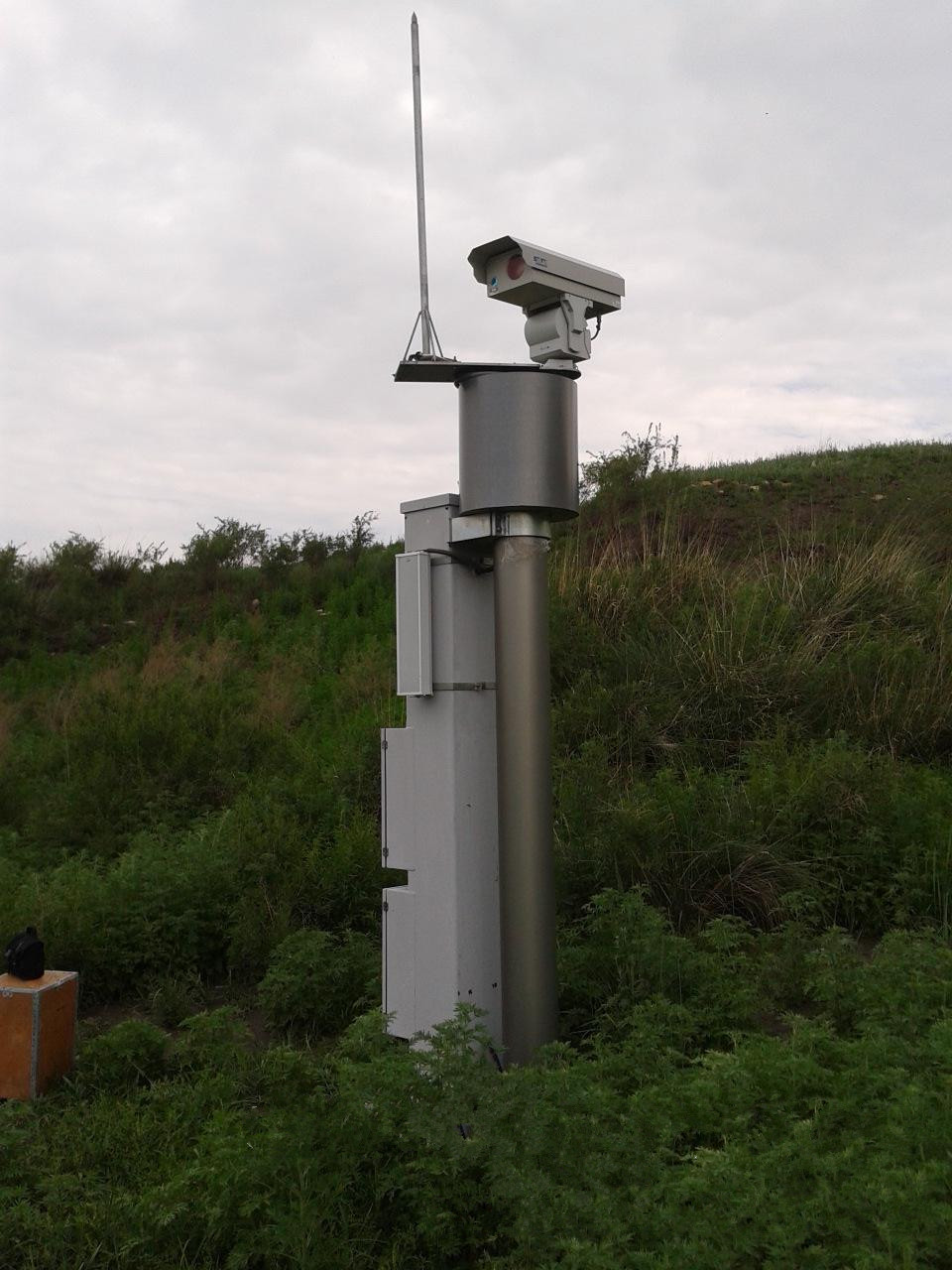 Border Monitoring System in South West of China