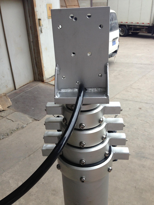 CCTV Camera Telescopic Mast